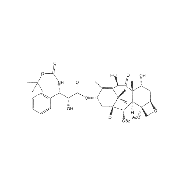 C43H53NO14 Docetaxel Anhydrous Secondary Standard